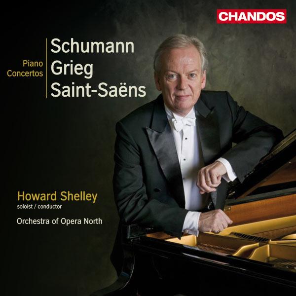 Howard Shelley - Concertos pour piano