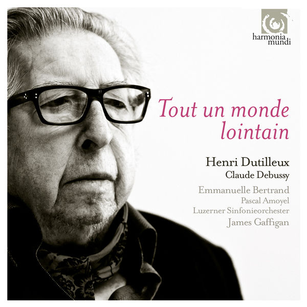 Emmanuelle Bertrand - Dutilleux & Debussy : Works with Cello
