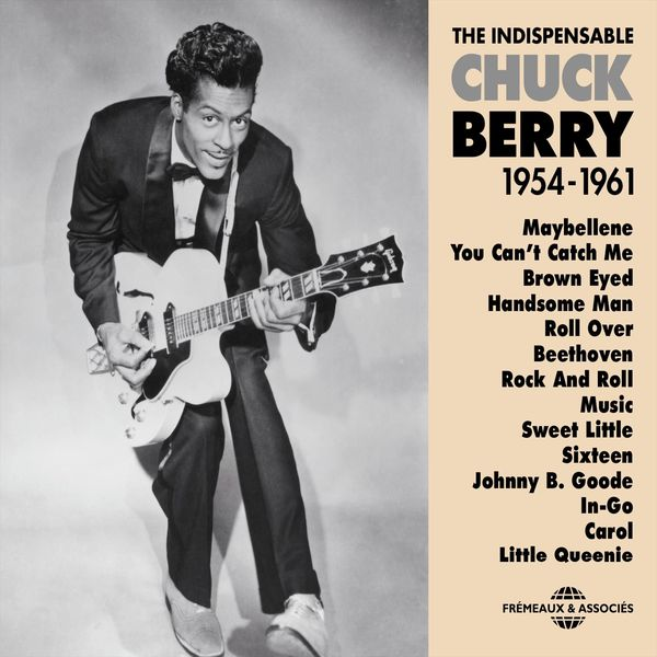 Chuck Berry - Chuck Berry 1954-1961 (The Indispensable)
