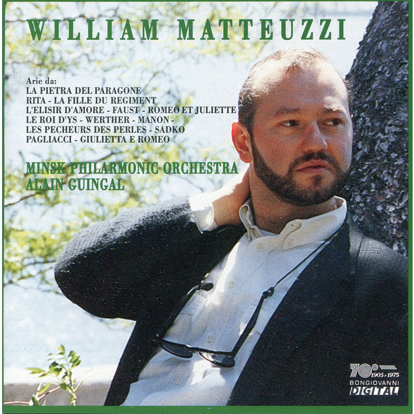 William Matteuzzi - William Matteuzzi