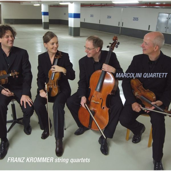 Marcolini Quartett - Franz Krommer, String Quartets, Op. 74 No 3; Op. 103 No 3; Op. 19 No 2 (Played on Period Instruments)