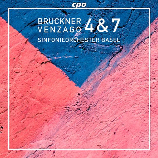 Mario Venzago - Symphonies 4 & 7