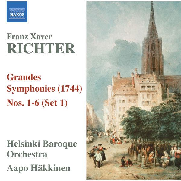 Aapo Hakkinen - Six Grandes Symphonies