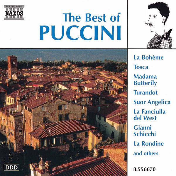 Miriam Gauci - PUCCINI : The Best OF Puccini