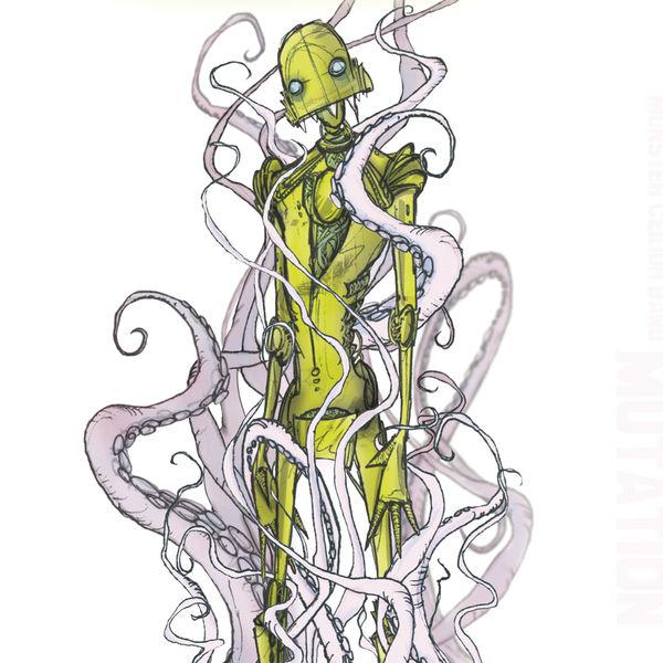 Monster Ceilidh Band - Mutation