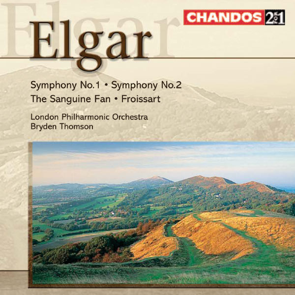 Bryden Thomson - ELGAR: Symphonies Nos. 1 and 2 / The Sanguine Fan / Froissart
