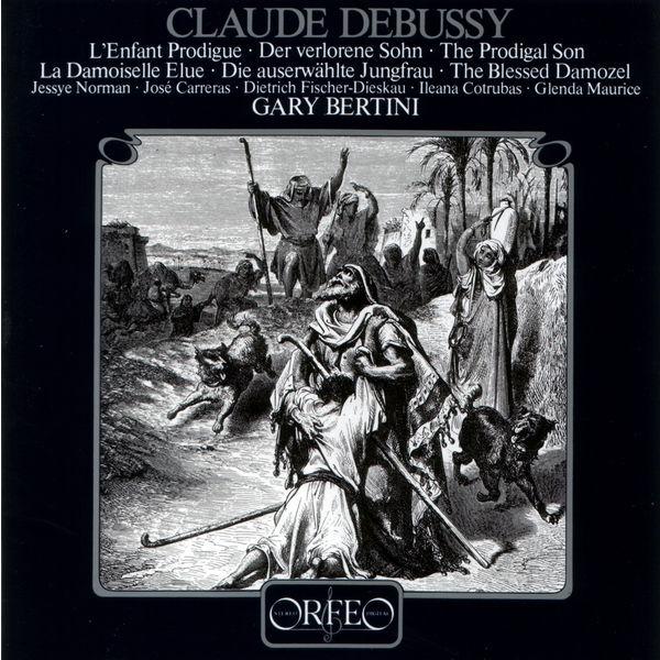 Jessye Norman - Debussy: L'enfant prodigue, L. 57 & La damoiselle élue, L. 62