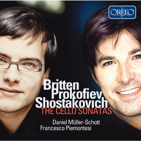 Daniel Müller-Schott - Britten, Prokofiev & Shostakovich: The Cello Sonatas