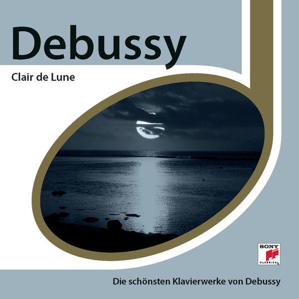 Debussy: Clair de Lune, Suite Bergamasque   Claude Debussy
