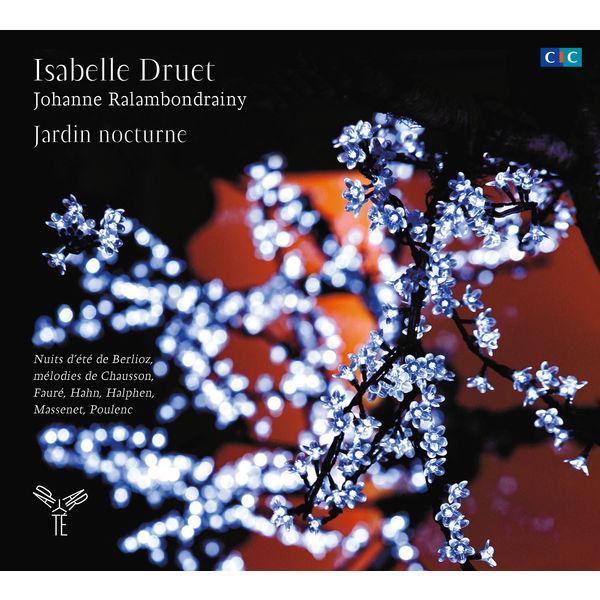 Isabelle Druet - Récital de mélodies françaises