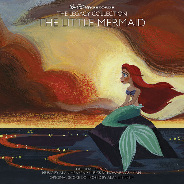 Various Artists - The Little Mermaid - Walt Disney Records The Legacy Collection