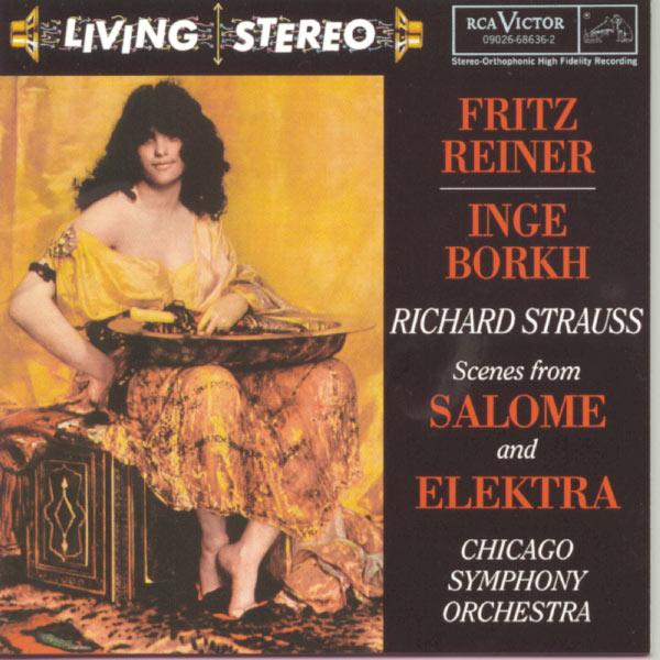 Fritz Reiner - Richard Strauss: Scenes from Salome and Elektra