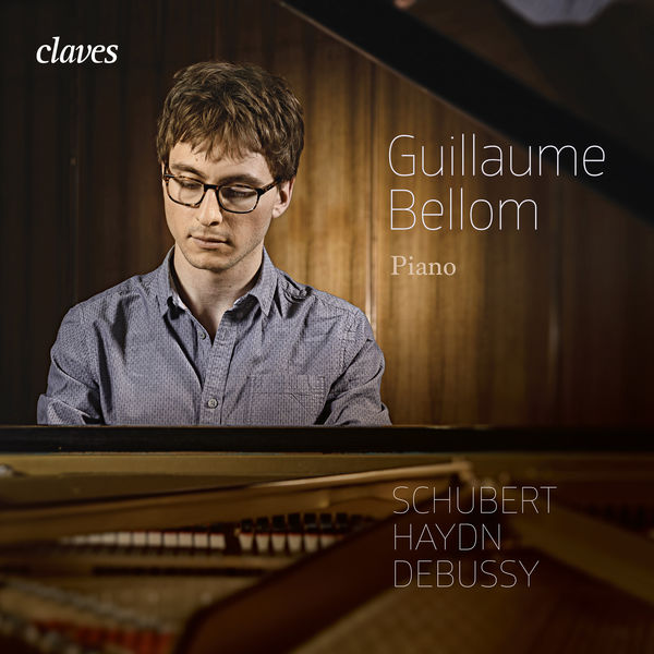 Guillaume Bellom - Schubert, Haydn & Debussy: Works for piano