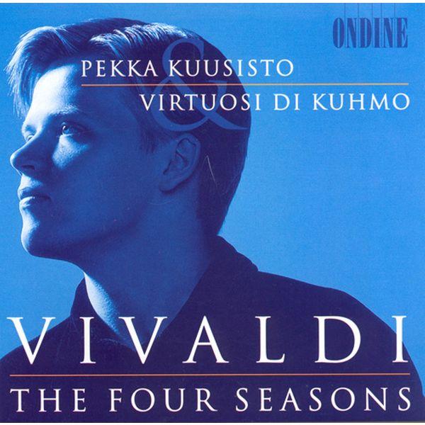 Pekka Kuusisto - Vivaldi, A.: 4 Seasons (The) / Violin Concerto in A Minor