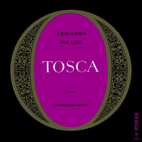 Horst Stein - PUCCINI, G.: Tosca [Opera] (Highlights) (Sung in German) (Stein)