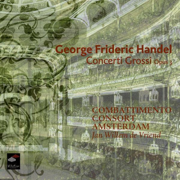 Georg Friedrich Händel Concerti grossi