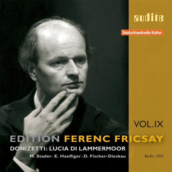 Ferenc Fricsay - Edition Ferenc Fricsay, Vol. 9 (1953)