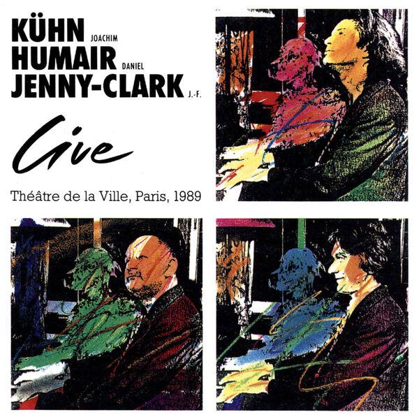 Joachim Kühn - Live 1989