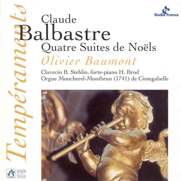 Olivier Baumont - Quatre Suites de Noëls