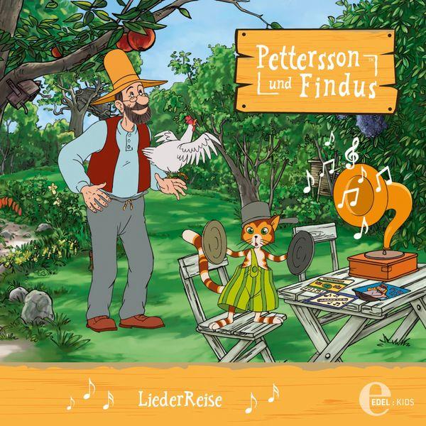album pettersson und findus  liederreise pettersson und