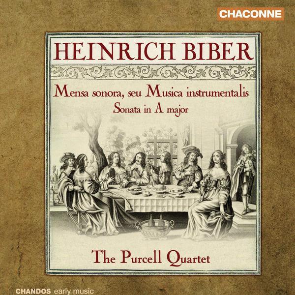 Quatuor Purcell - BIBER: Mensa Sonora / Violin Sonata in A major