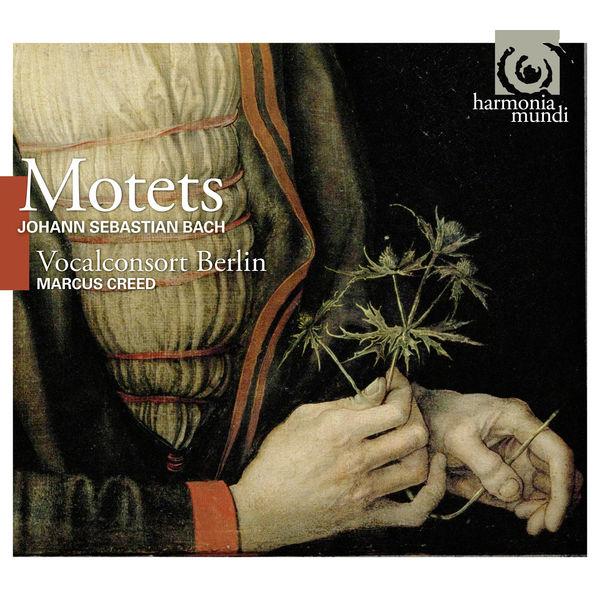 Vocalsonsort Berlin - Johann Sebastian Bach : Motets