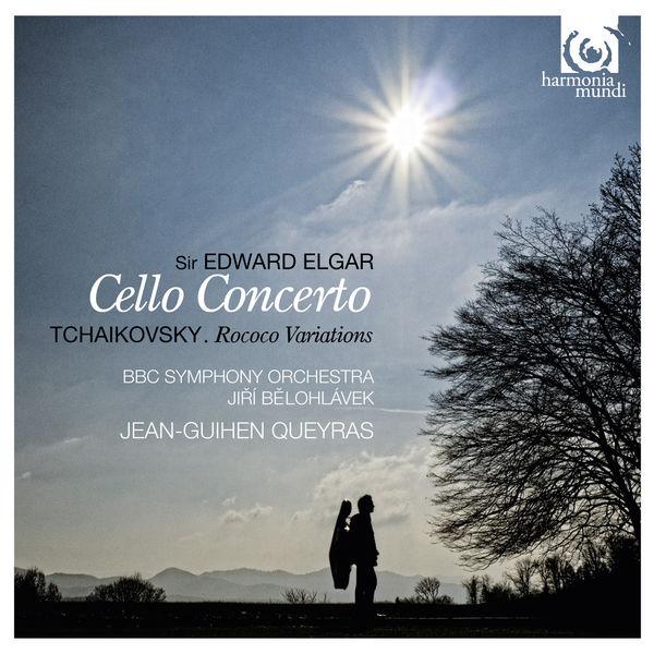 Jean-Guihen Queyras - Edward Elgar : Cello Concerto, Op. 85 - Tchaikovsky: Variations on a Rococo Theme Op. 33