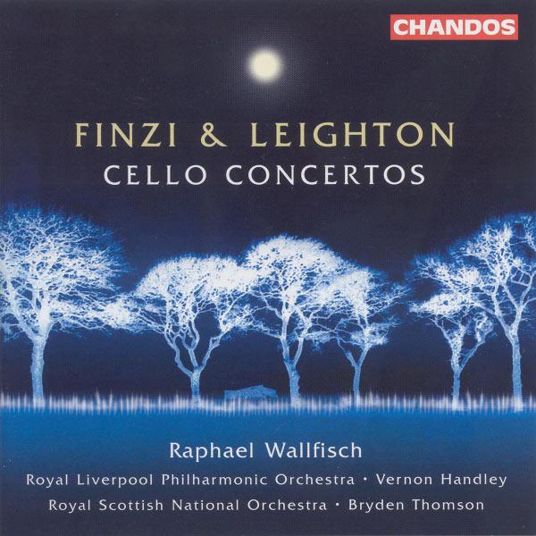 Raphael Wallfisch - Finzi & Leighton: Cello Concertos