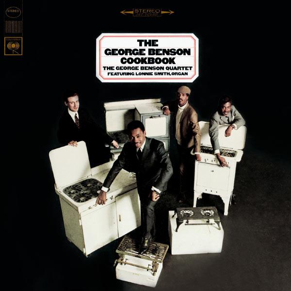 George Benson - The George Benson Cookbook