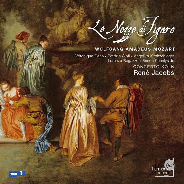 René Jacobs - Mozart: Le Nozze di Figaro