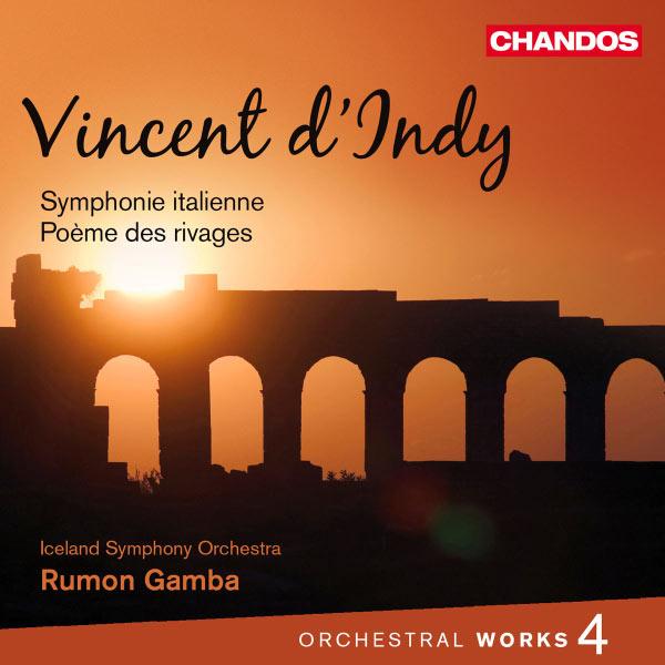 Rumon Gamba - Œuvres orchestrales (Volume 4)