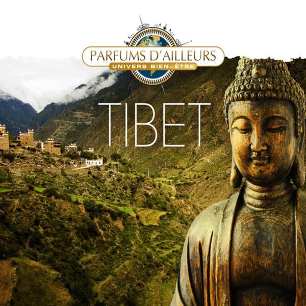 Collection parfums d'ailleurs - Tibet