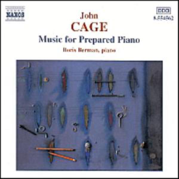 John Cage - Music for Prepared Piano