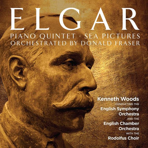 Edward Elgar|Elgar: Piano Quintet - Sea Pictures