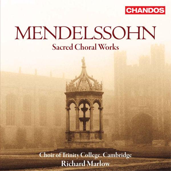 Richard Marlow - Œuvres Chorales Sacrées
