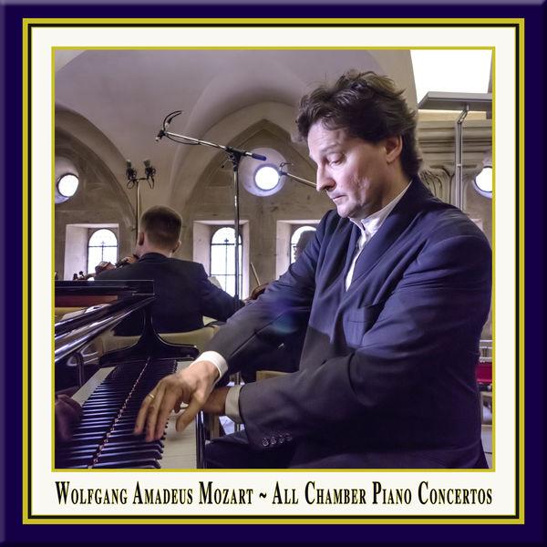 Christoph Soldan - Mozart: All Chamber Piano Concertos