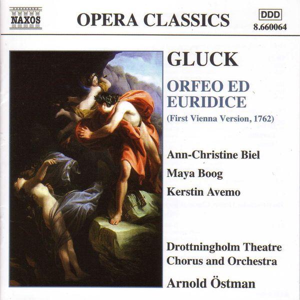 Kerstin Avemo - GLUCK: Orfeo ed Euridice