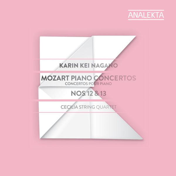 Wolfgang Amadeus Mozart - Mozart: Piano Concertos Nos. 12 & 13