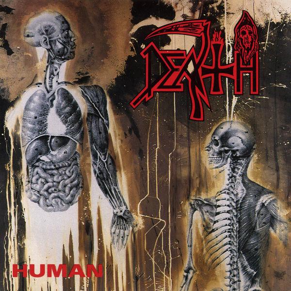 Death - Human - Reissue
