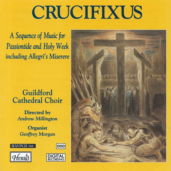 Guildford Cathedral Choir - Crucifixus