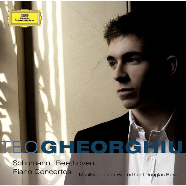 Teo Gheorghiu - Teo Gheorghiu / Beethoven & Schumann Piano Concertos