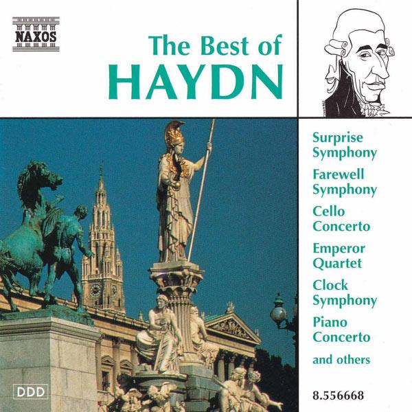 Capella Istropolitana - HAYDN (THE BEST OF)