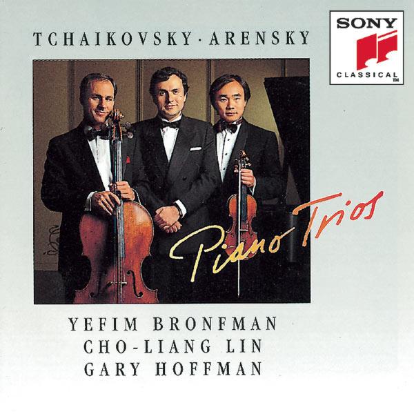 Yefim Bronfman - Tchaikovsky & Arensky: Piano Trios
