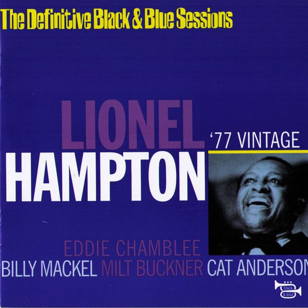 Lionel Hampton - 77 Vintage