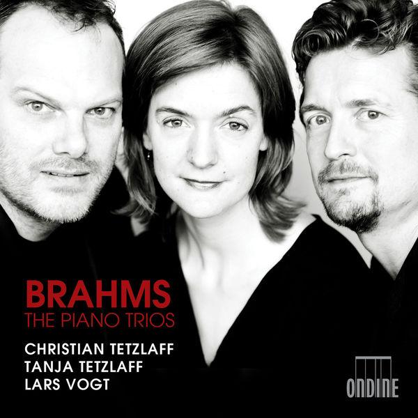 Christian Tetzlaff - Brahms: The Piano Trios