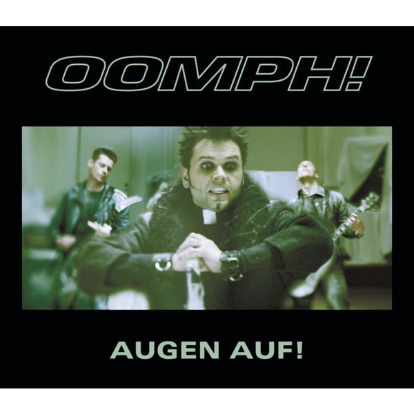 Oomph! Oomph! Augen auf! Supersonic records supersonic 147.