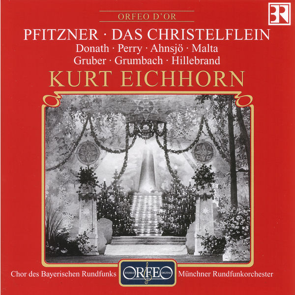 Helen Donath - Pfitzner: Das Christ-Elflein, Op. 20 (Orfeo d'Or)