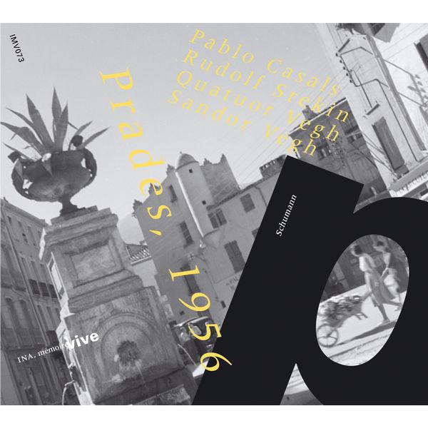 Quatuor Végh - Prades 1956