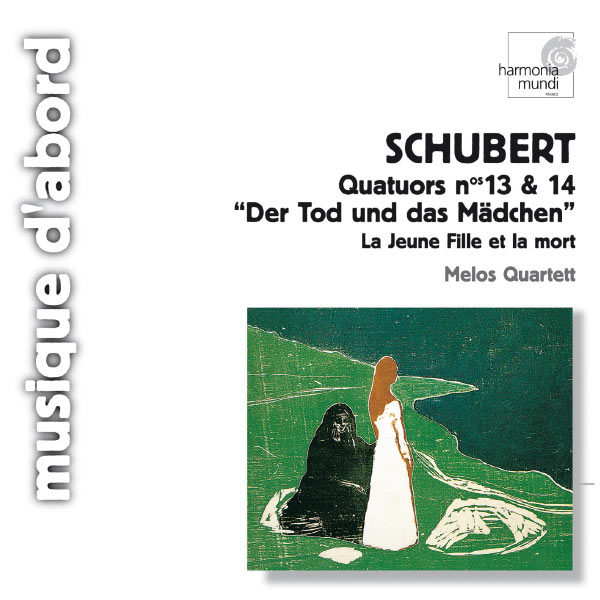 Melos Quartett - Schubert: String Quartets D. 804 & 810