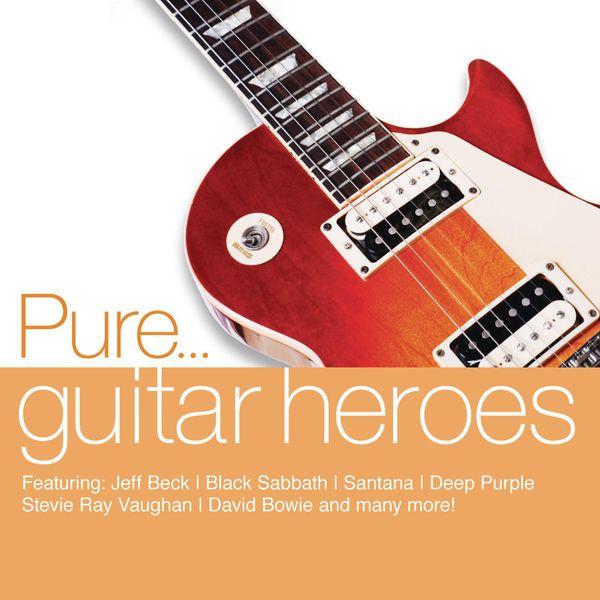 Various Artists|Pure... Guitar Heroes
